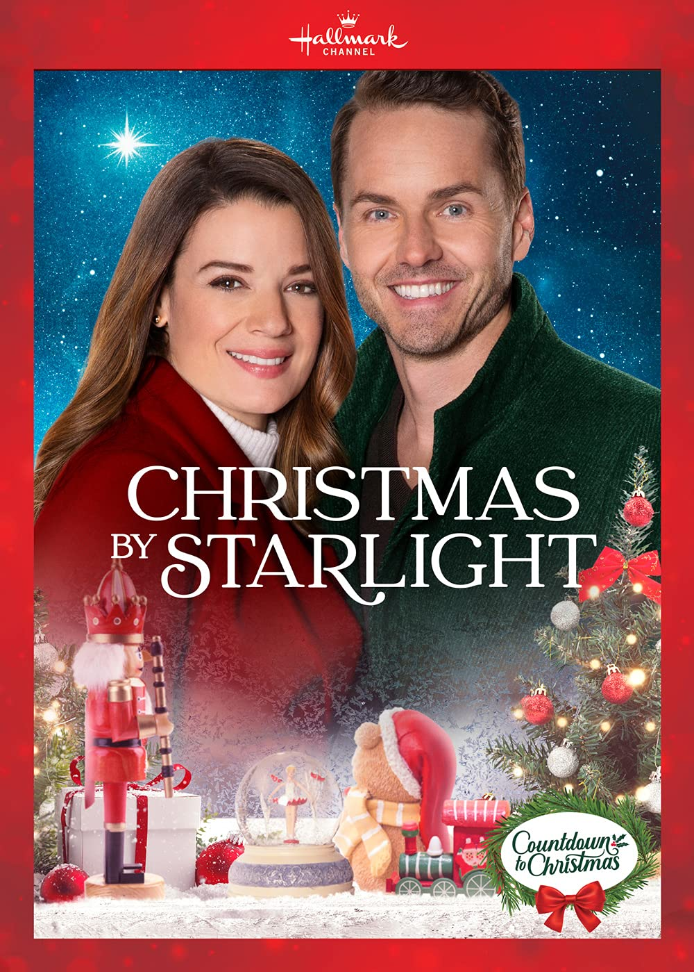 Book Cover: Christmas by Starlight