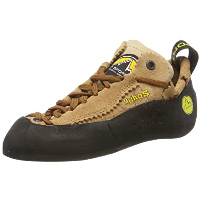 La Sportiva Mythos Lace-Up Climbing Shoe, Terra, 45: Sports & Outdoors