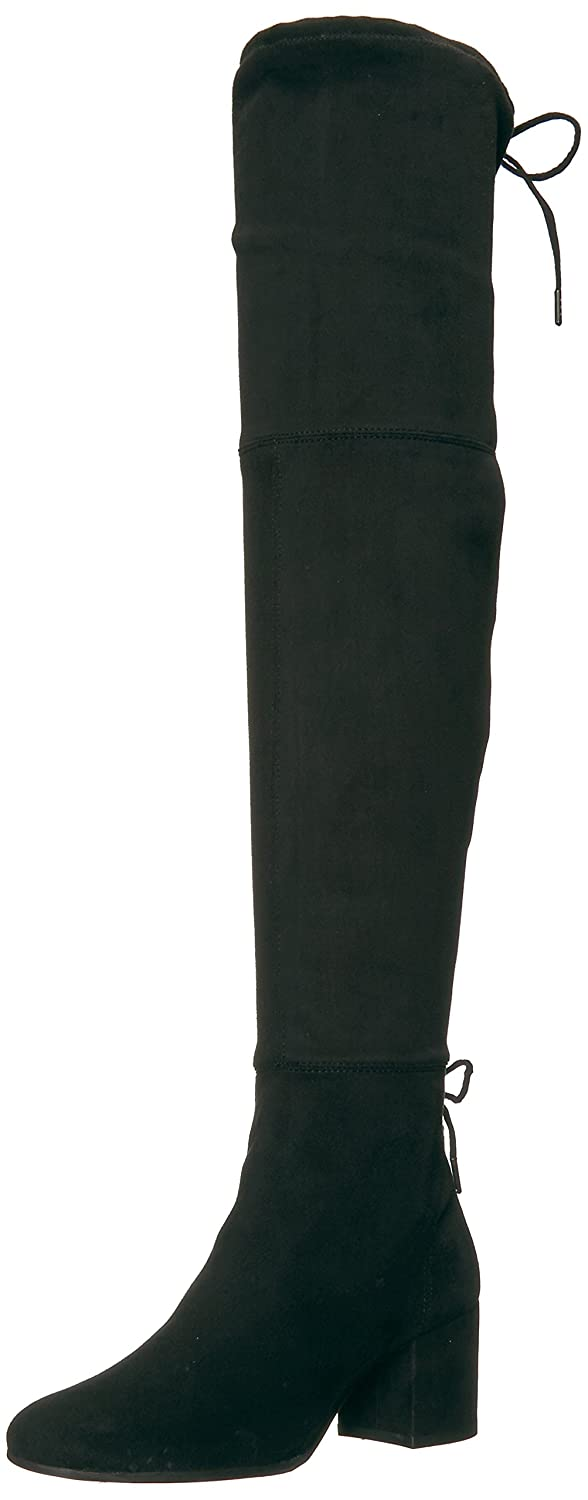 Circus by Sam Edelman Women's Virginia Over The Knee Boot B06Y6J2MVK 6 B(M) US|Black