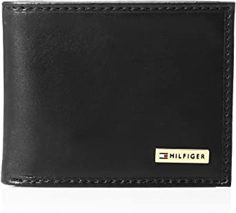 Men Real Leather Slim Long Wallet Organizer Trifold Expandable Travel ID Cover