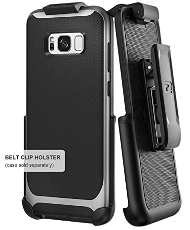 check out 8a41b 2d259 Belt Clip Holster for Spigen Neo Hybrid Case - Samsung Galaxy S8 Plus (S8+)  By Encased (case not included)