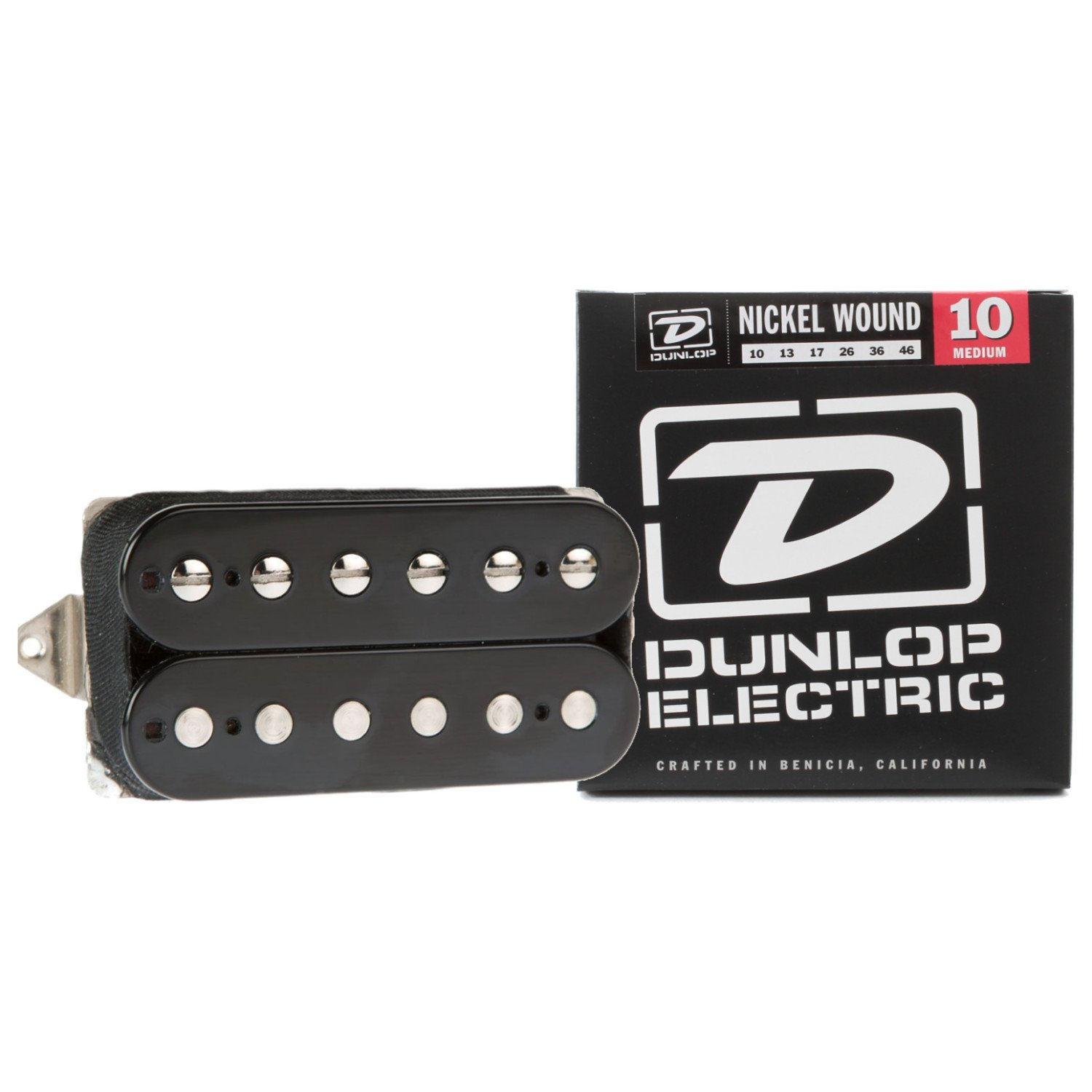 Suhr Doug Aldrich Black 50mm Bridge Pickup w/ Strings by Suhr