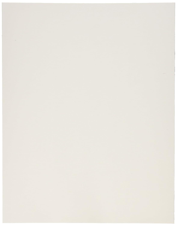 50 11x14 UNCUT mat matboard White Color