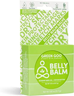 product image for Green Goo Natural Skin Care for Stretch Marks, Dry and Itchy Skin, Belly Balm, Large Tin, 1.82 Ounce