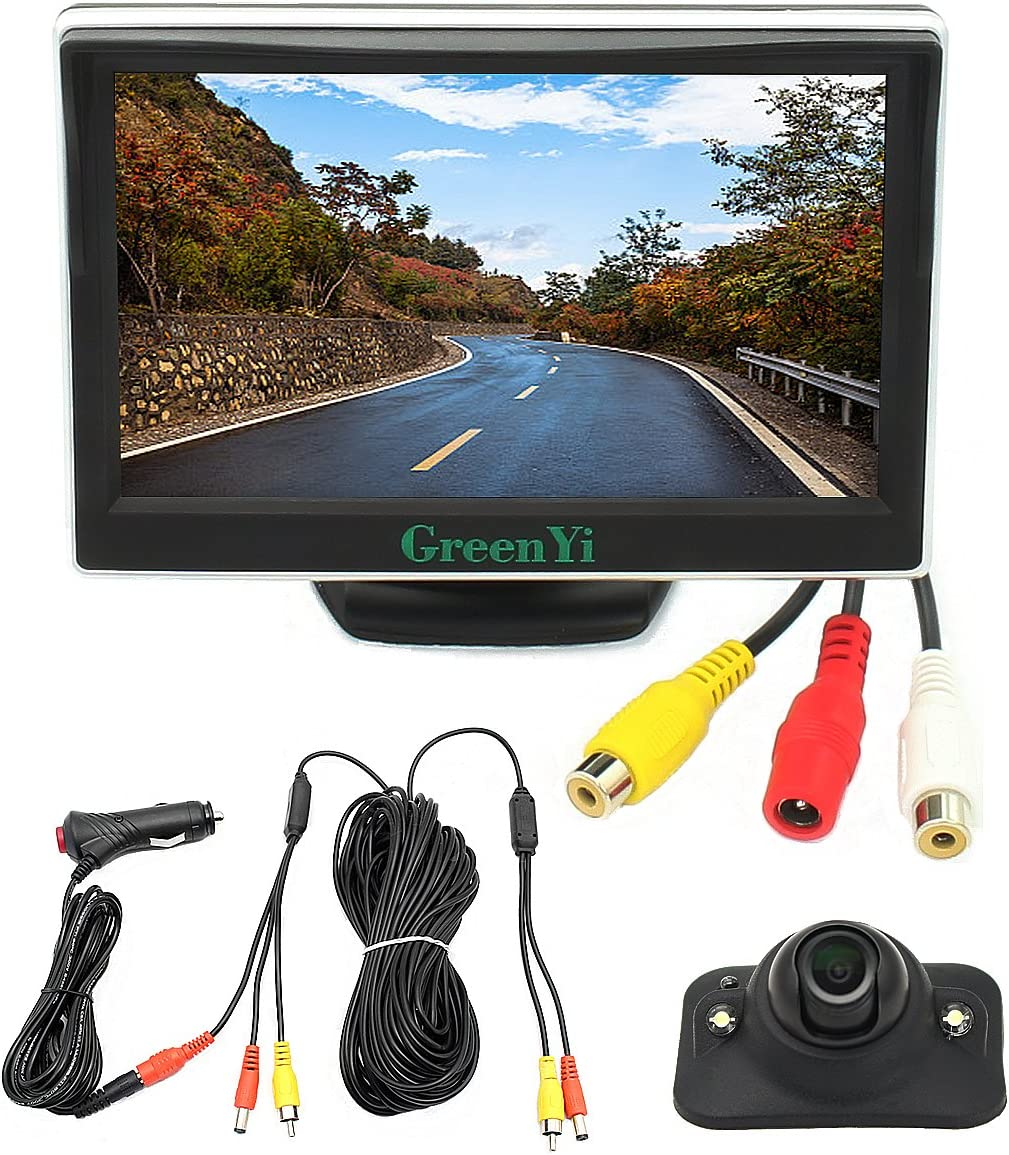 GreenYi Camera Monitor System}