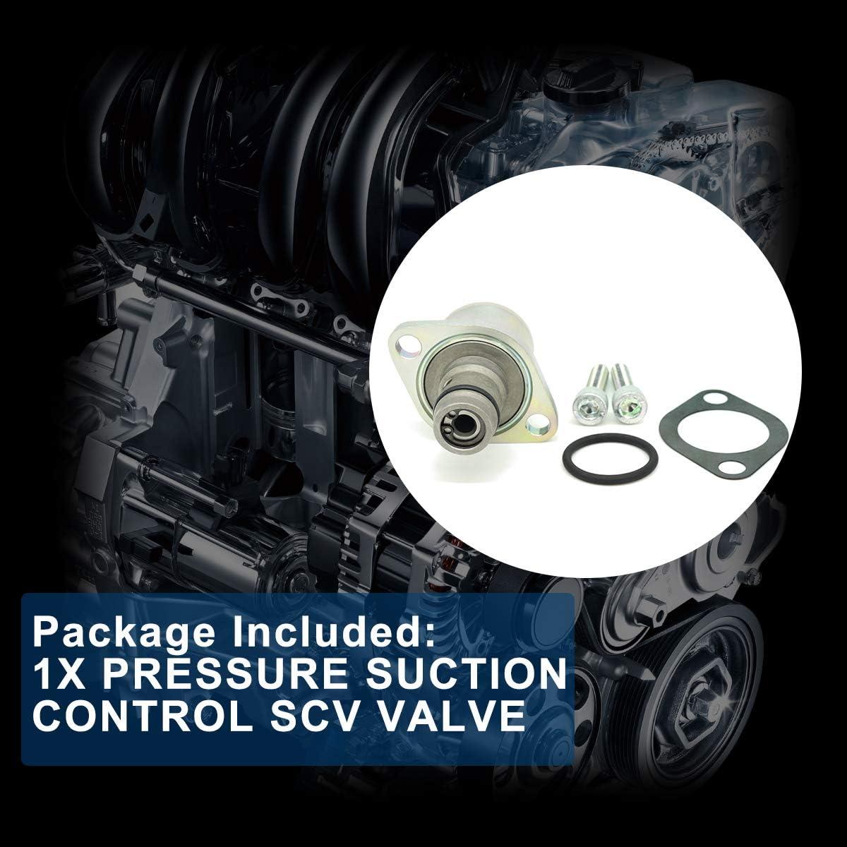 SCV Fit Mitsubishi Pajero Triton Isuzu Dmax Mazda Pressure Suction Control Valve