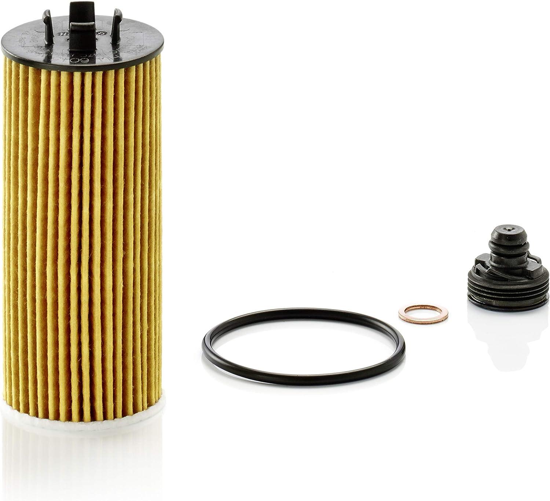 Mann Filter HU 6015 Z KIT /Ölfilter
