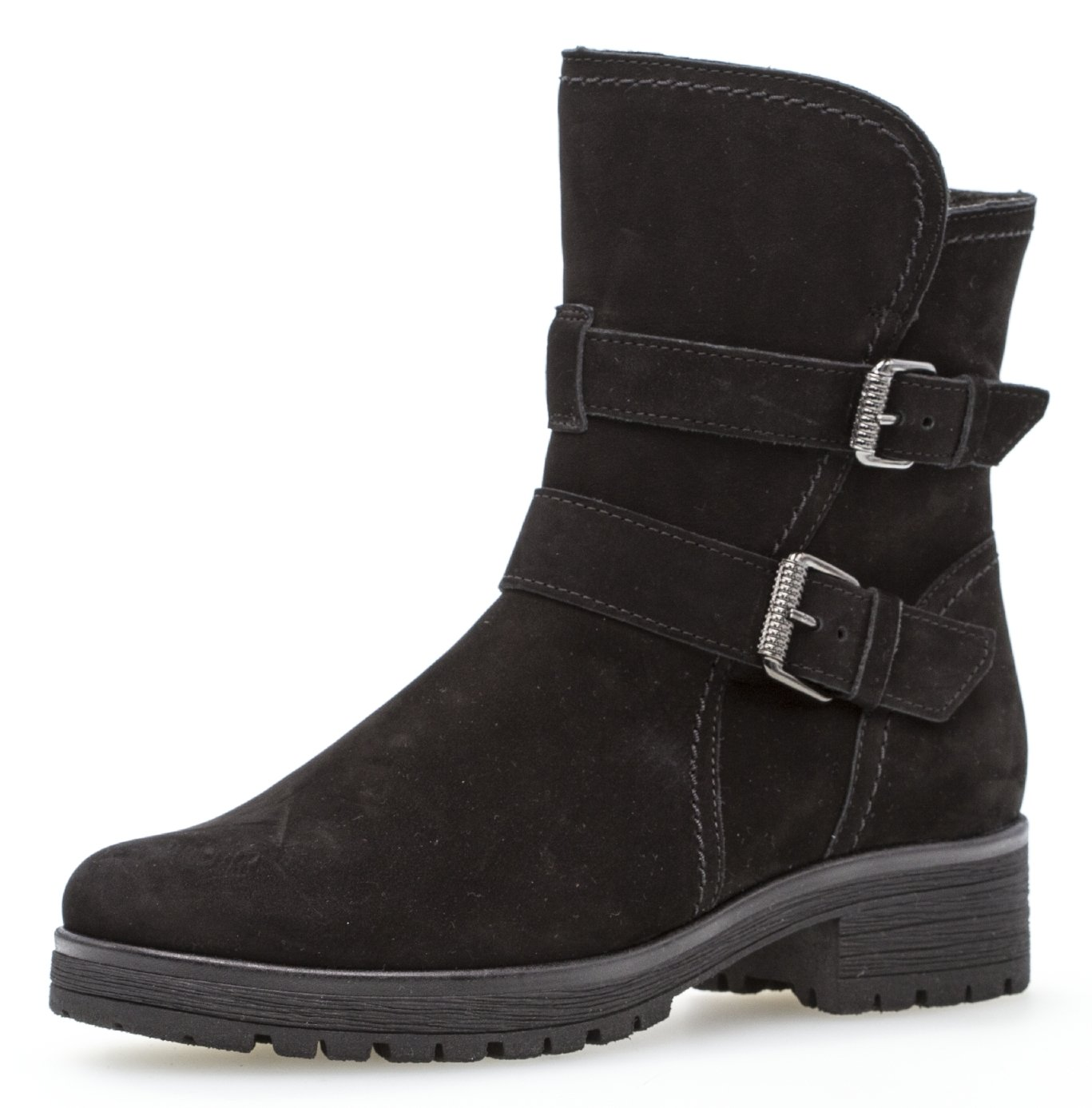 Gabor Ankle B076P7LC25 Gabor Boot Boot Shiraz 92.093 Black a87f803 - shopssong.space