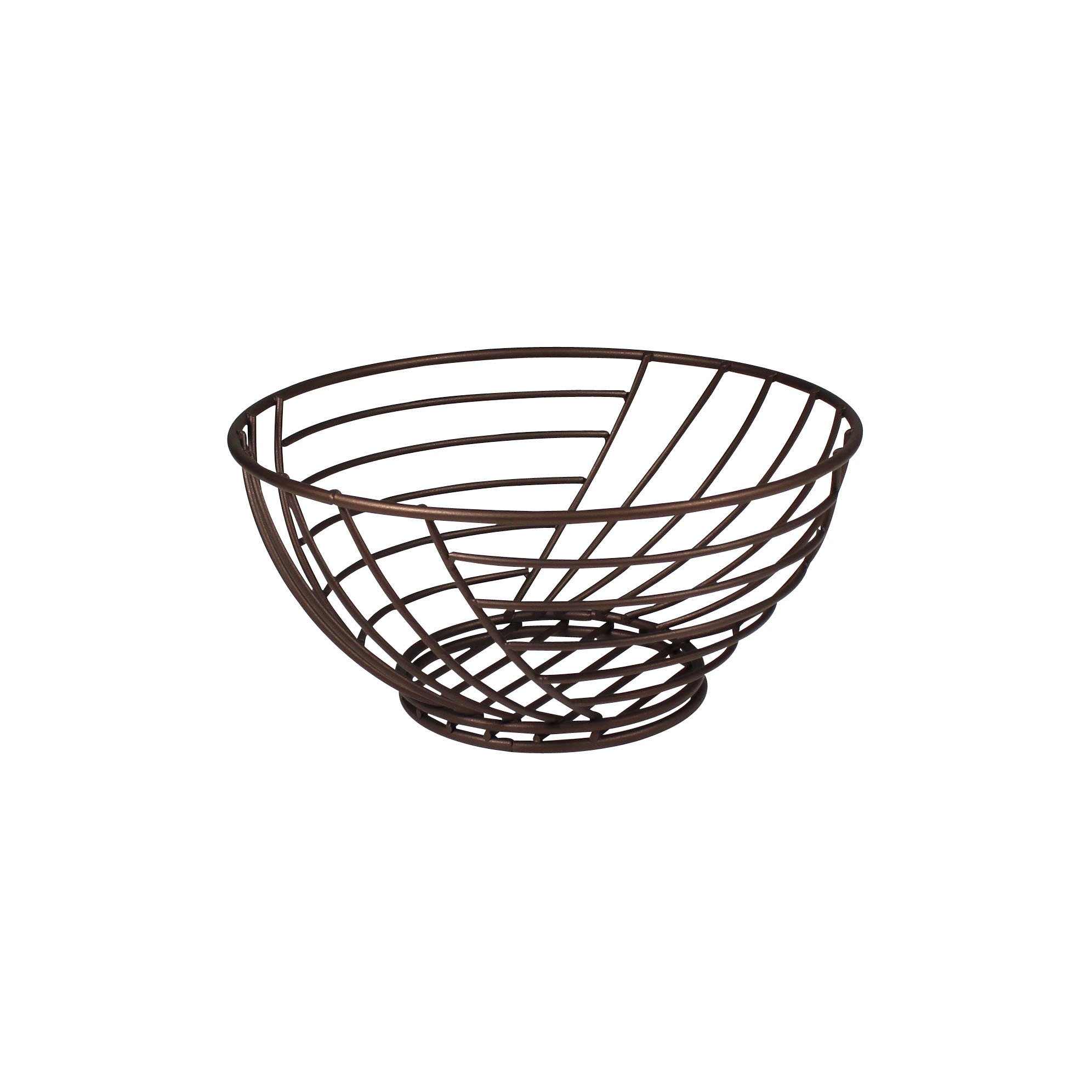 Spectrum Diversified Wright Small Fruit Bowl, Bronze by Spectrum Diversified