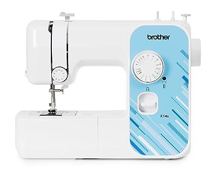 Brother máquina de coser x14s apta para principiantes – Simple Ed intuitiva