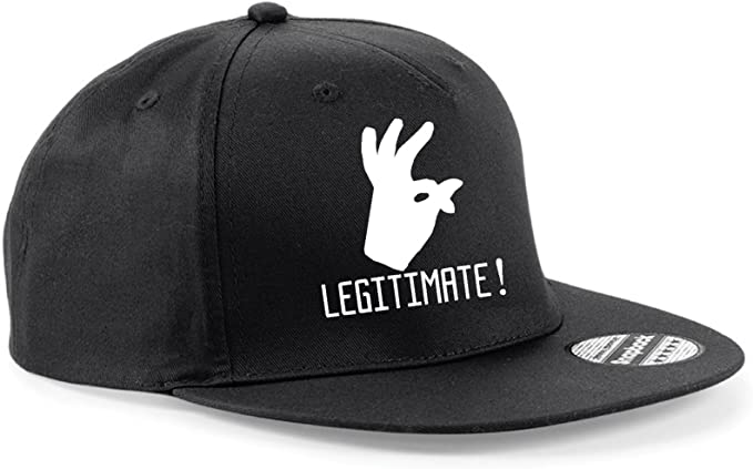 SNAPBACK HAT CAP joe weller ksi inspired youtube legitimate logo