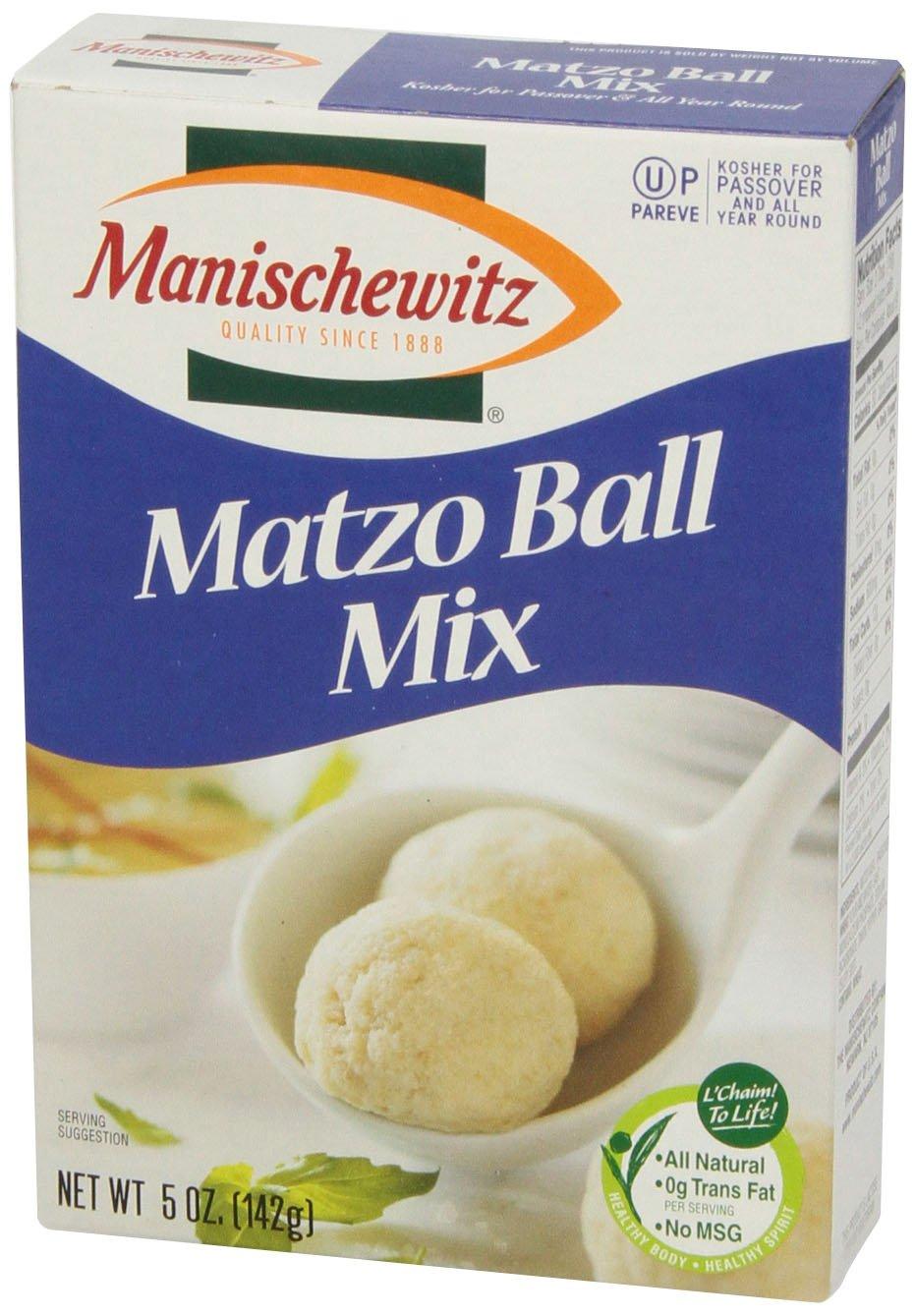Manischewitz Matzo Ball Mix, 5 oz by Manischewitz