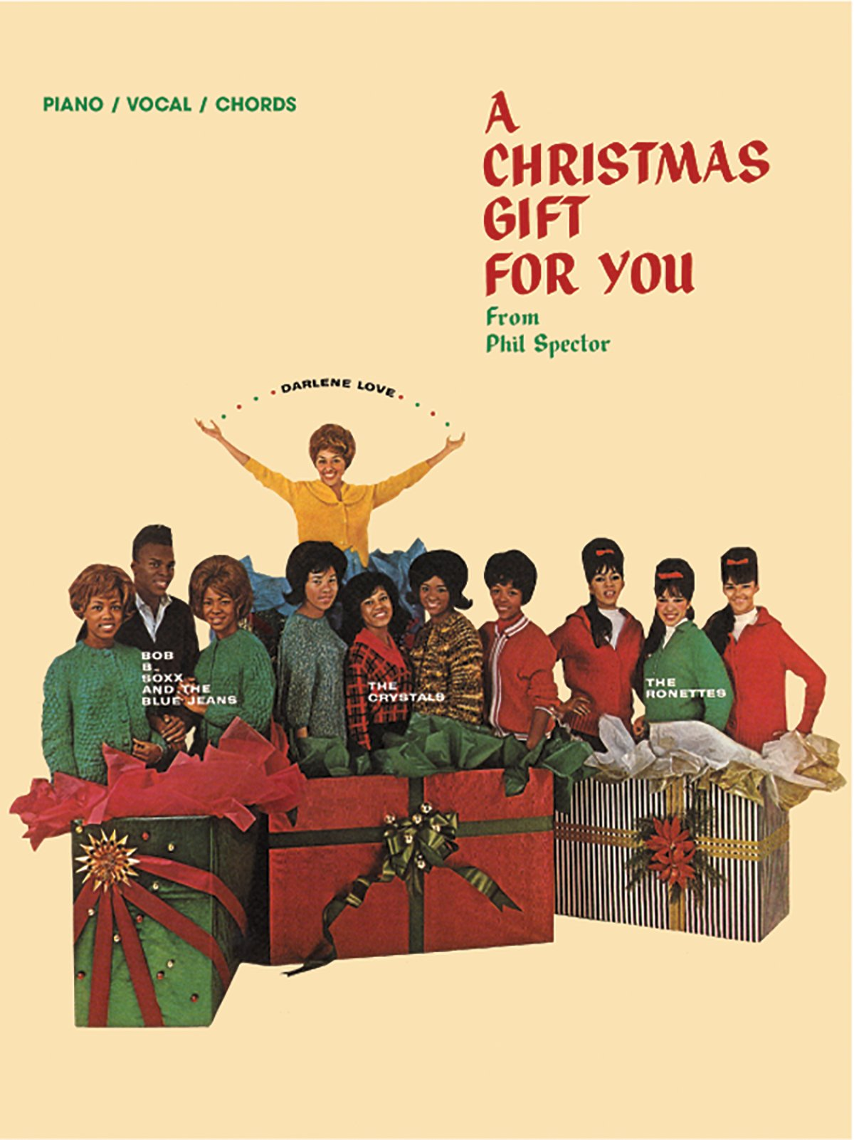 Phil Spector A Christmas Gift For You Pianovocalchords Phil