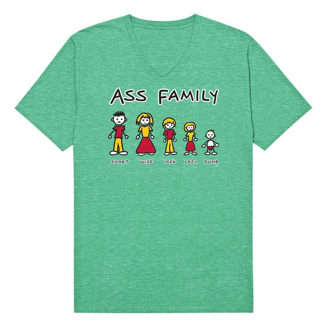 A Butt Family S T Shirt Apparel