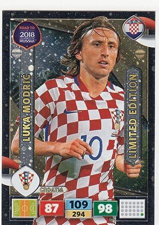 Panini Adrenalyn XL UEFA Euro 2020 Luka Modric Limited Edition Carte-Croatie