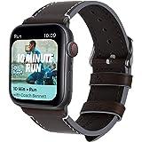 2f9b7511fa Fullmosa 8 Colori Cinturino per Apple Watch 40mm/44mm, Cinturino  Compatibile con Apple Watch