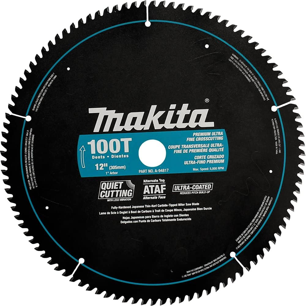Makita A-94817 12-Inch Miter saw Blade