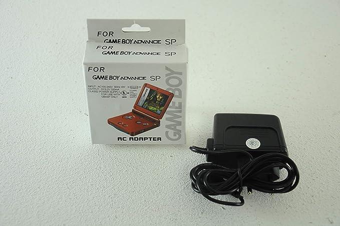 Cargador para Game Boy Advance SP - Adaptador AC [Game Boy ...