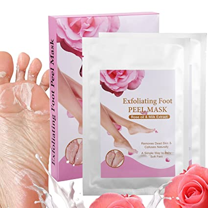 Exfoliante Pies, Máscara Exfoliante para Pie, Peeling Pies, Foot Mask, Máscara Para