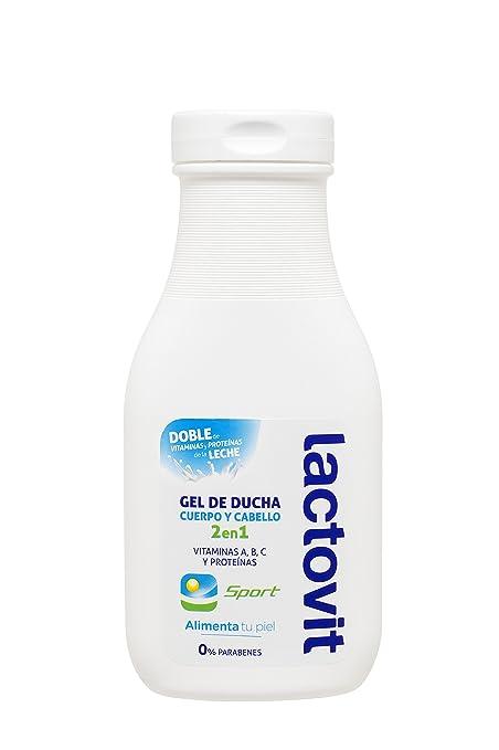 Lactovit - Gel Ducha 2 En 1 Sport - 250 ml