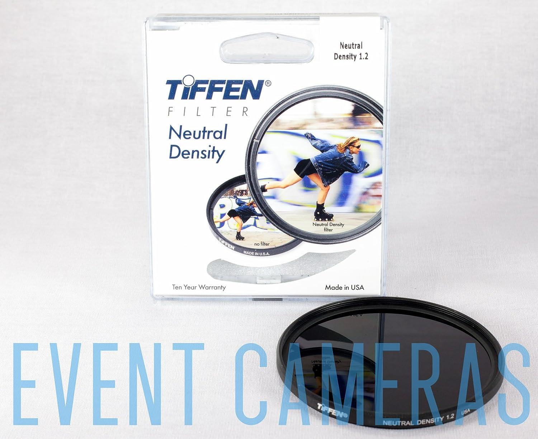 4 Stop Tiffen 55MM Neutral Density 1.2 ND16 Filter
