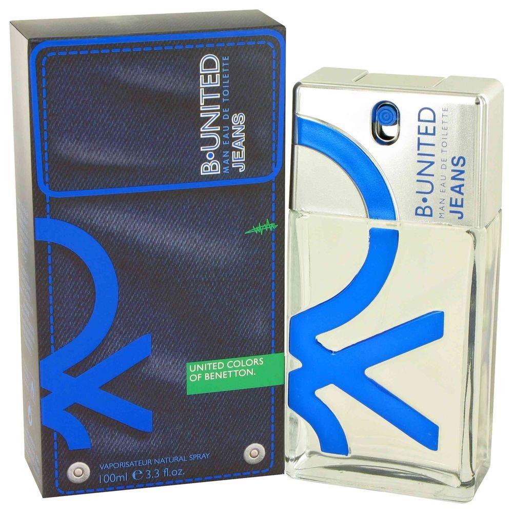 Amazon.com : B United Jeans by Benetton for Women. Eau De ...