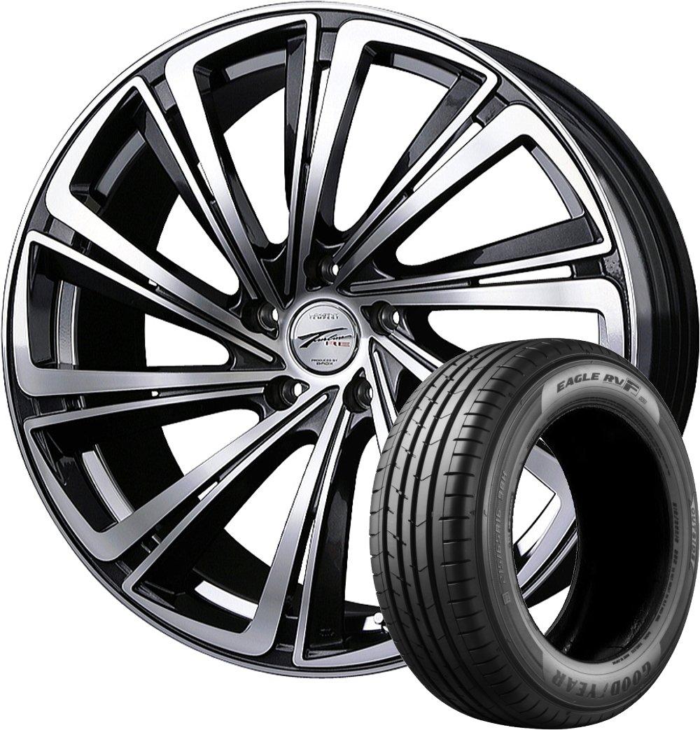 GOODYEAR(グッドイヤー) 低燃費タイヤ EAGLE RV-F 225/45R19 96W XL B00KMLL1DM タイヤ単品