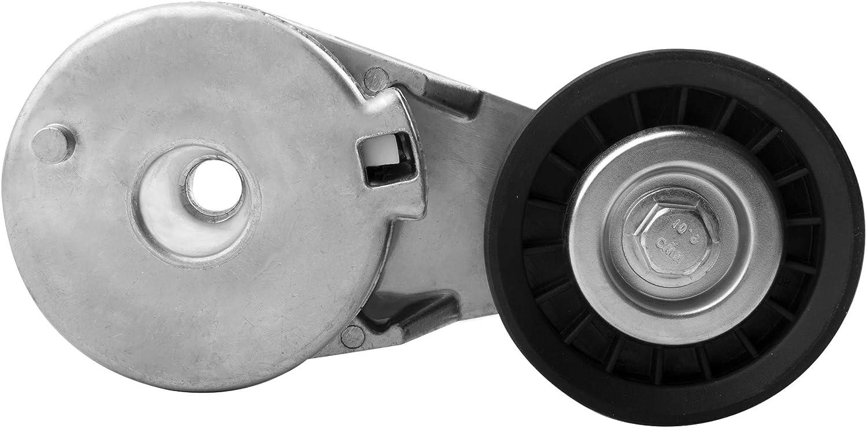 MYSMOT Automatic Belt Tensioner Assembly ONLY Fits 3.1L 3.4L 3.5L V6 Chevrolet/Oldsmobile/Pontiac/Buick/Saturn, Replace# 38104 419-104