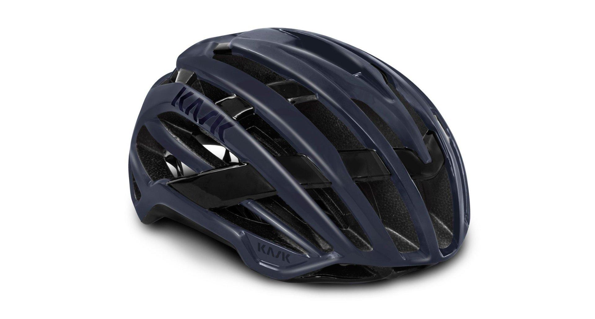 Kask Valegro Helmet, Small, Blue Matt