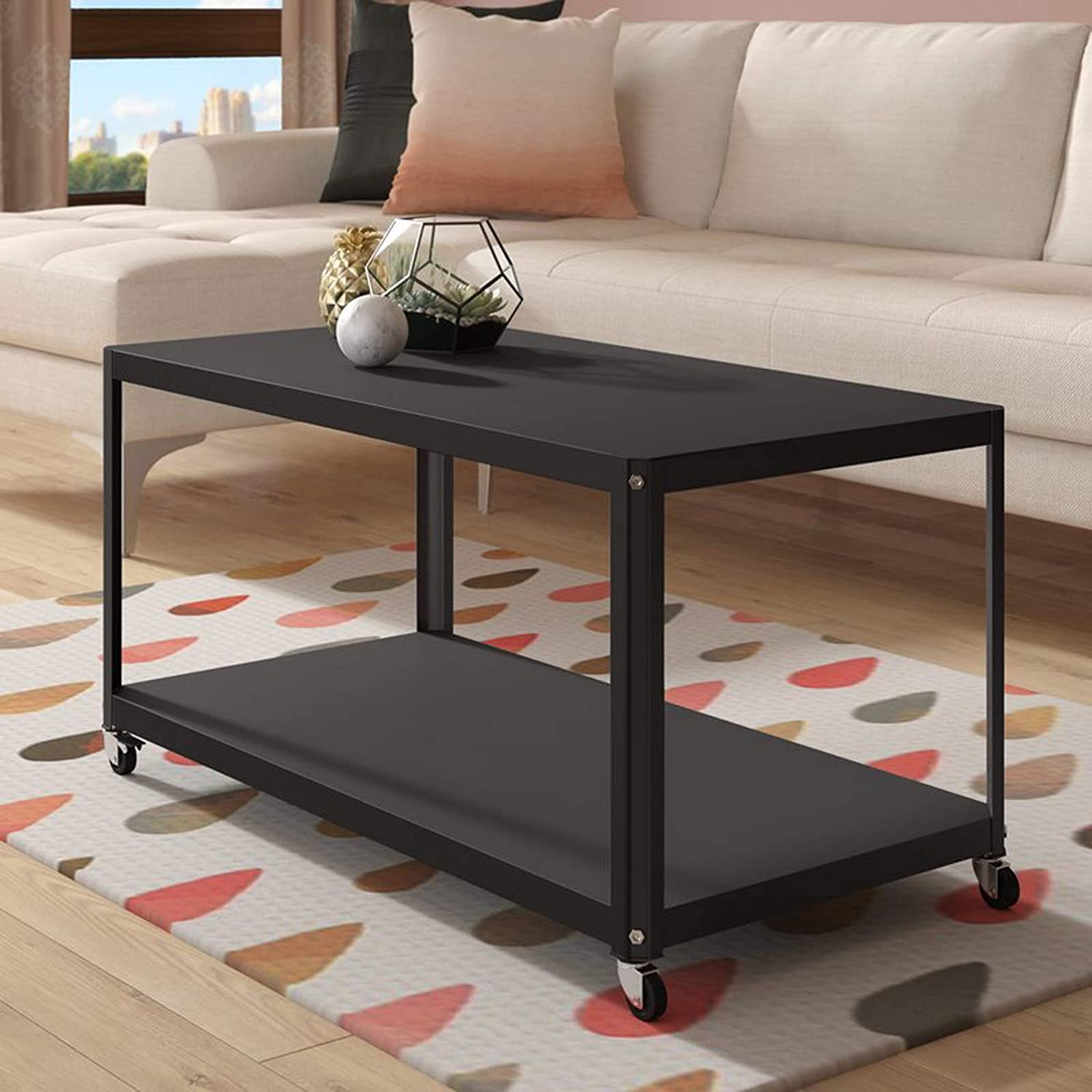 Amazon.com: Modern Coffee Table - Contemporary Cocktail ...