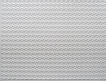 Amazon.com: RETRO ART Paintable White Mosaic Backsplash ...