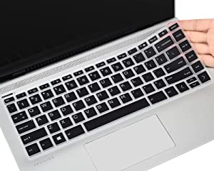 CaseBuy Keyboard Cover Compatible 2021 2020 HP Pavilion x360 2-in-1 14