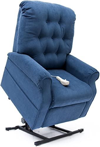 Mega Motion LC-200 Lift Chair Blue Navy