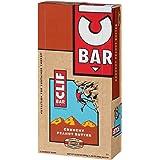 CLIF BAR - Energy Bar - Crunchy Peanut Butter - (2.4 Ounce Protein Bar, 12 Count)