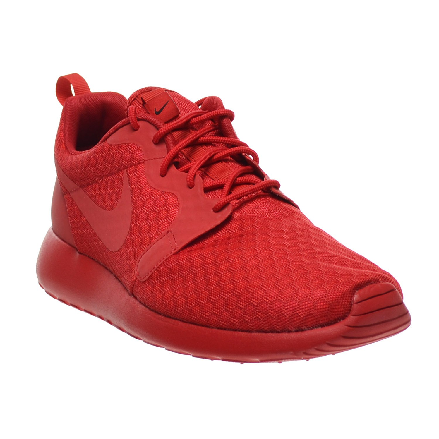 d74390cc79701 Nike Roshe One HYP Men s Shoes University Red Black 636220-660 (8. 5 D(M)  US)  Buy Online at Low Prices in India - Amazon.in