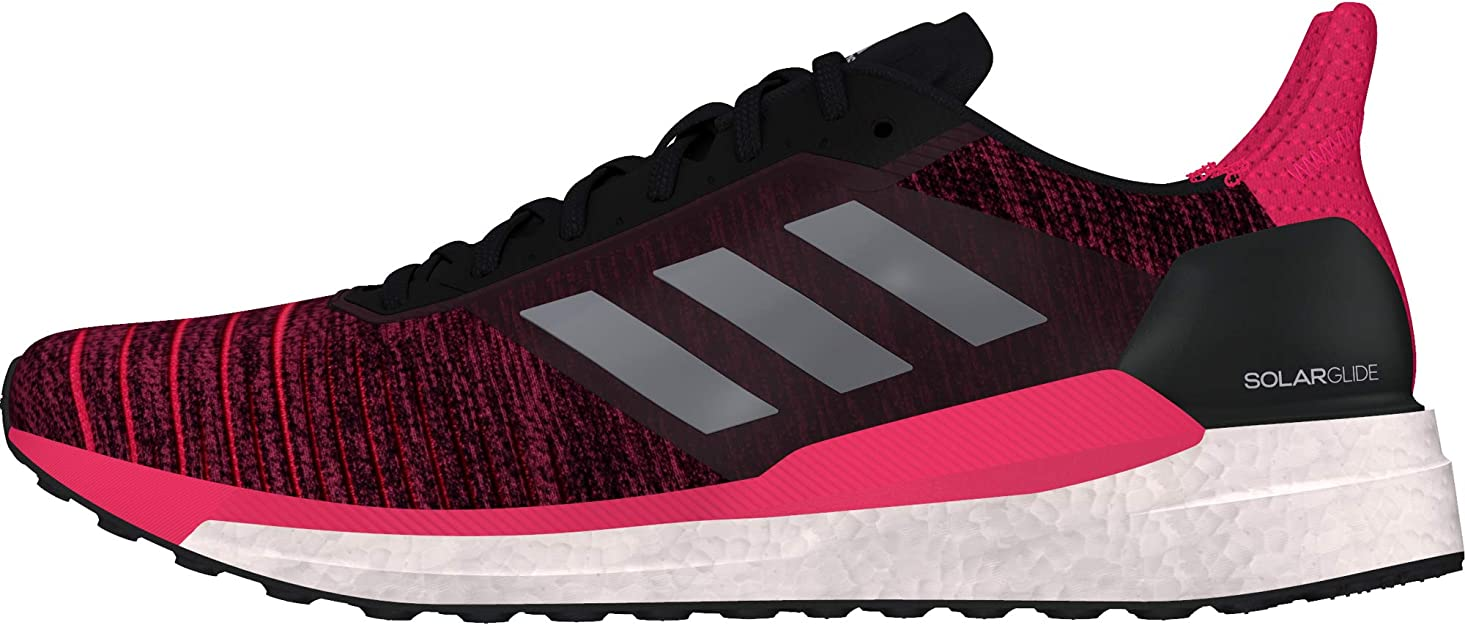 adidas Solar Glide W, Zapatillas de Running para Mujer: Amazon.es ...