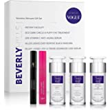 Skin Care Set for Women - Instant Facelift, Anti Aging Face Serum, Eye Cream for Dark Circles, Eyelash Serum, and Black…
