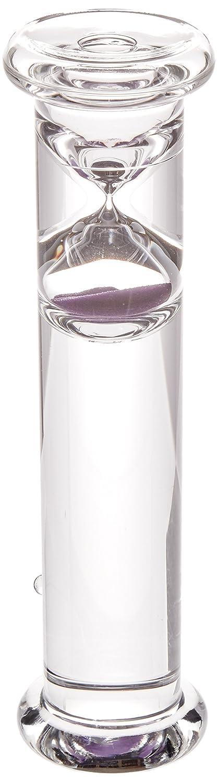 Schleidt STC8002-P Newton Gravity Glass Timer 2 Minute Purple Sand 8-Inch G.W.Schleidt G.W Lawn /& Garden