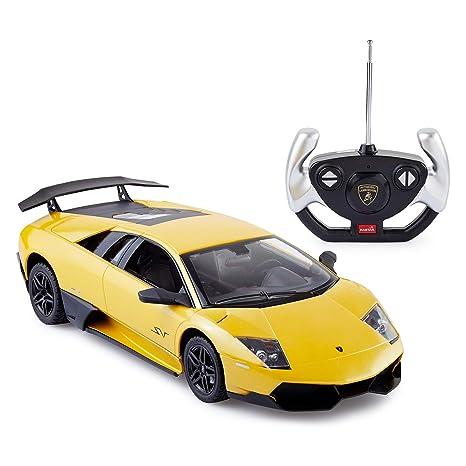 Buy Toyscentral Lamborghini Murcielago Lp670 4 Sv 1 14 Scale Remote