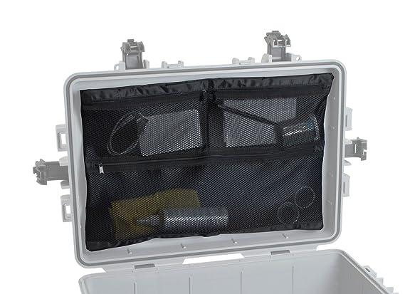 B & W borsa a rete per Cases tipo 6700 – nero