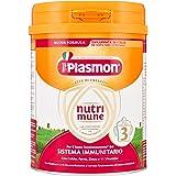 Plasmon Latte in Polvere Nutri Mune 3-750 gr