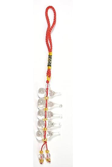 Amazon Chinese Feng Shui Clear Wu Lou Wu Lu Symbol Handbag