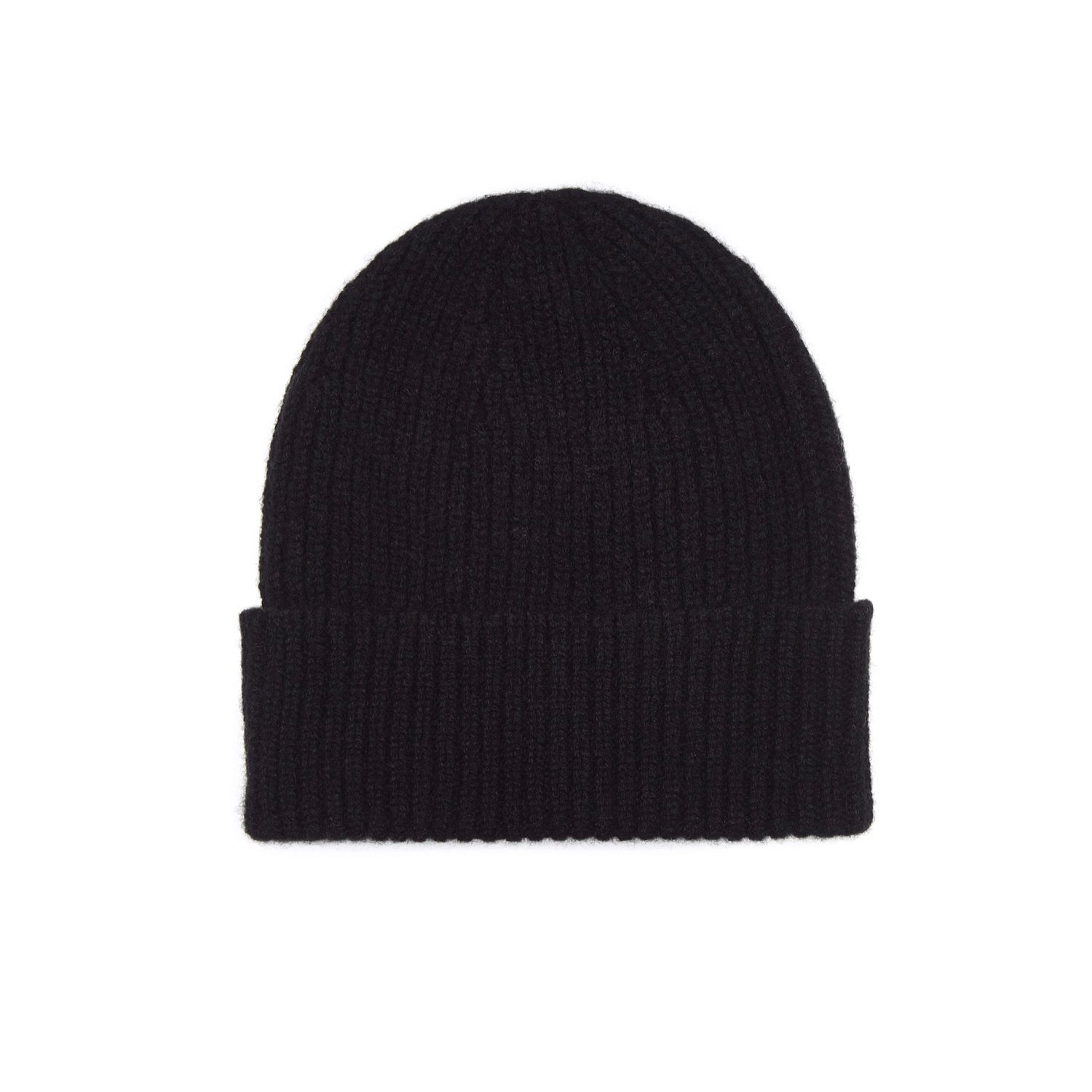 100% Cashmere Beanie Hat in 3ply, Made in Scotland