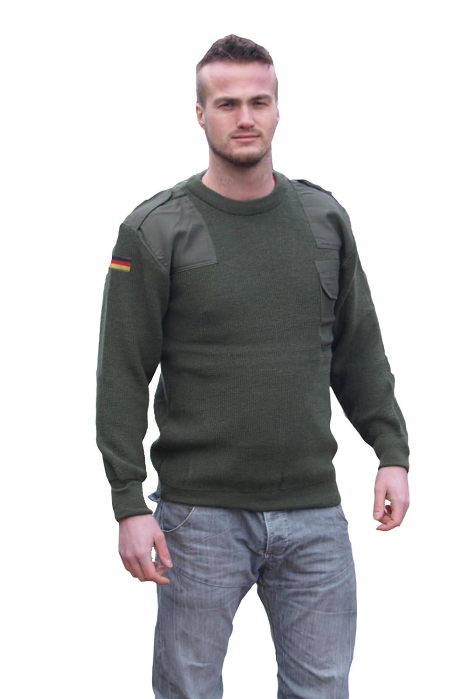 Genuine German Army Olive Green Combat Jumper