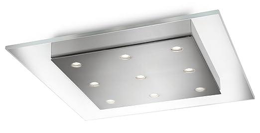 Philips instyle plafón 40741/17/16   lámpara (corriente alterna ...