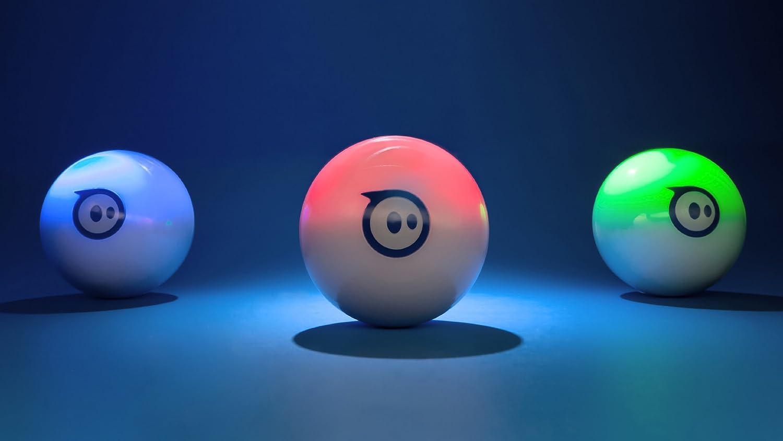 Sphero - Bola controlada por Bluetooth para teléfono móvil: Amazon.es: Electrónica