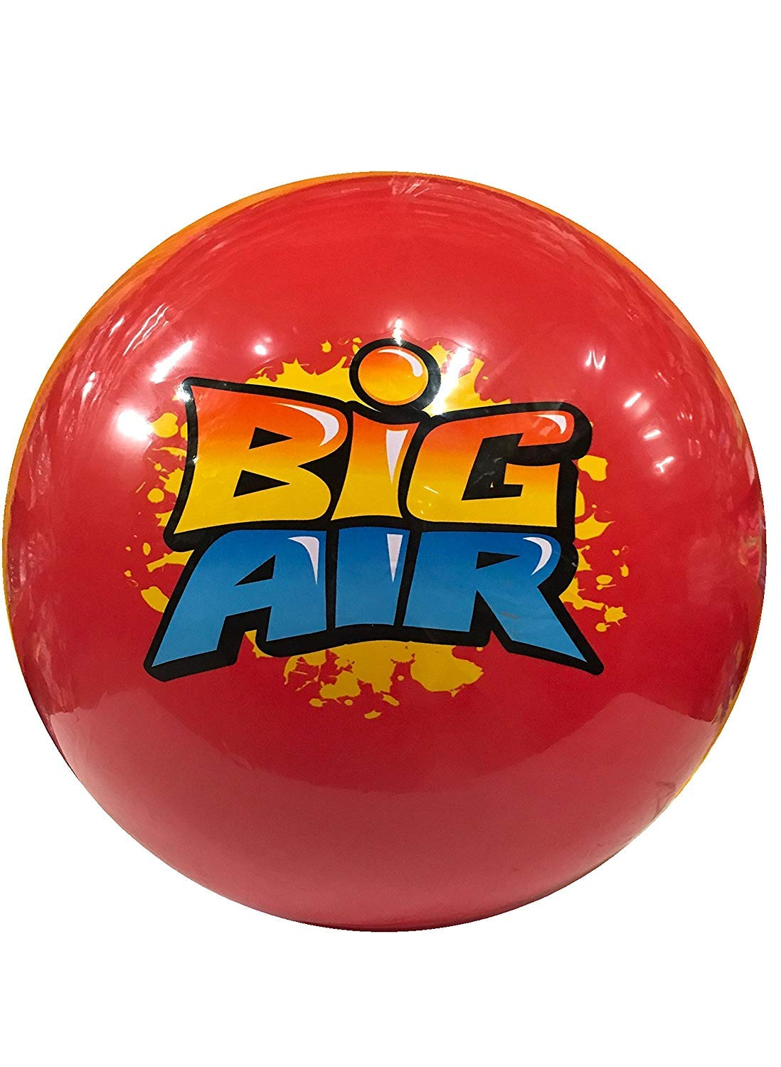Wave Runner Big Air Ball Indoor and Outdoor Inflatable Giant Beach Balls (Colors May Vary, Large) by Wave Runner