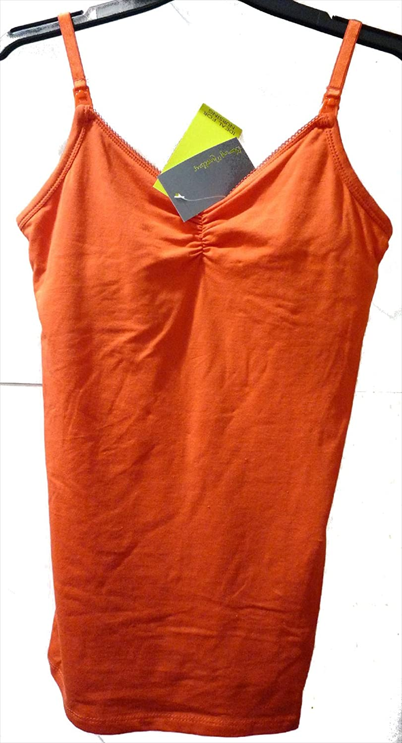 f3f5ad7d46f08 Mothercare Blooming Marvellous Maternity Basics Nursing Vest Top - Red -  Size Extra Large - XL  Amazon.co.uk  Clothing