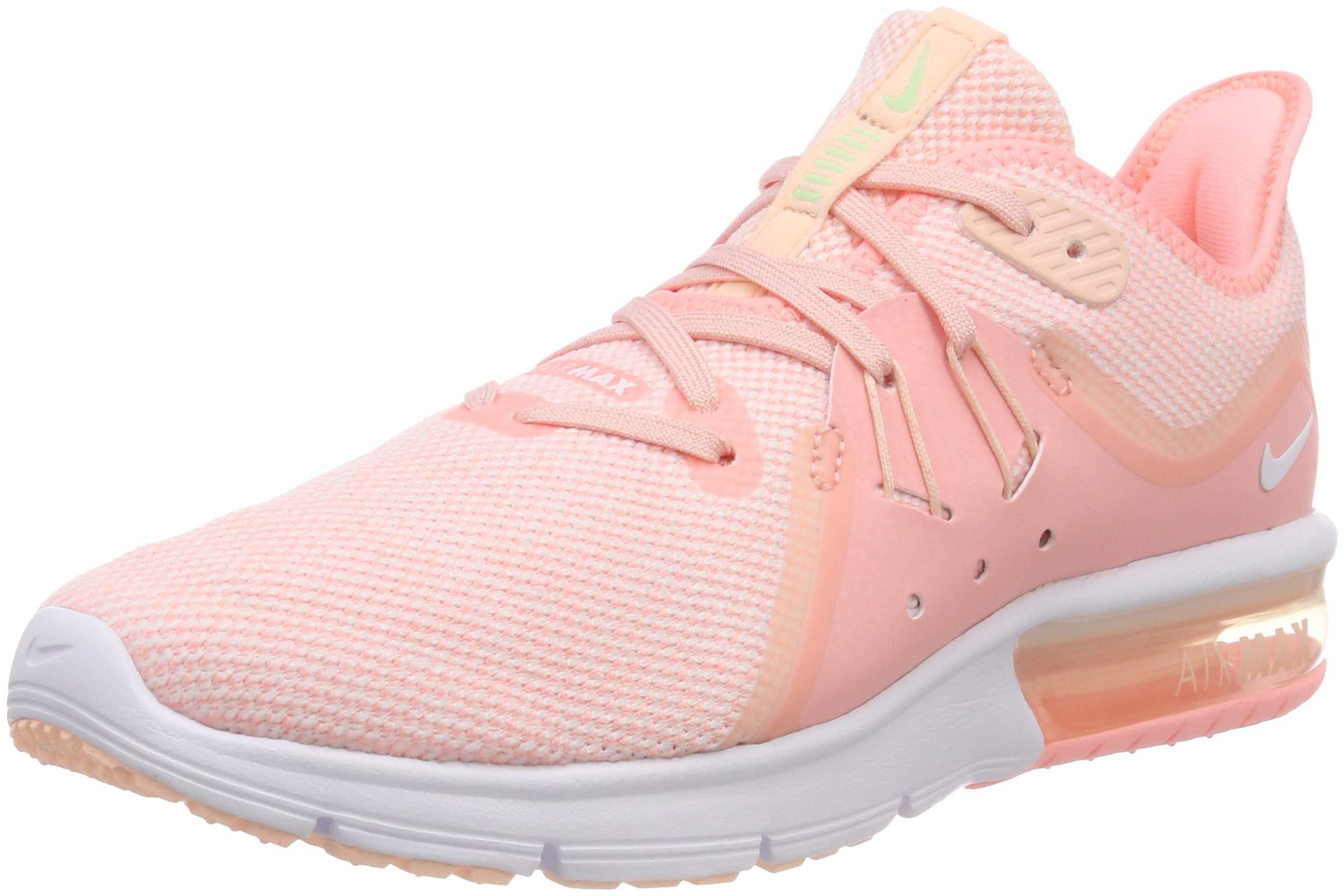 Running Shoe Pink Tint