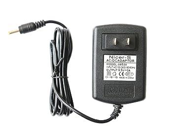 Amazon.com: Nuevo adaptador de CA/CC para Sony srs-xb40 ...